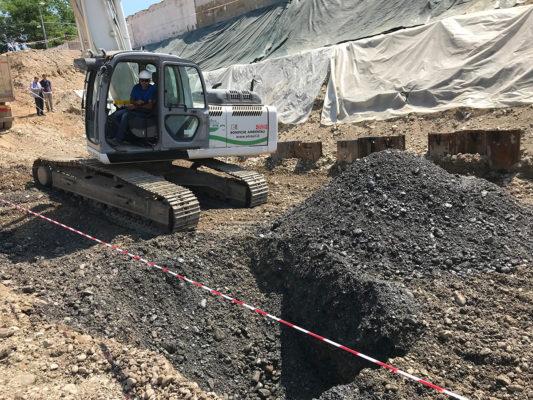 Bonifica terreni contaminati - Parabiago - Milano