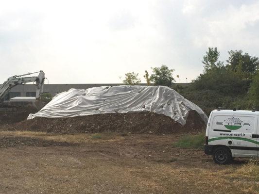 Bonifica terreni contaminati - Capriate San Gervasio - Bergamo