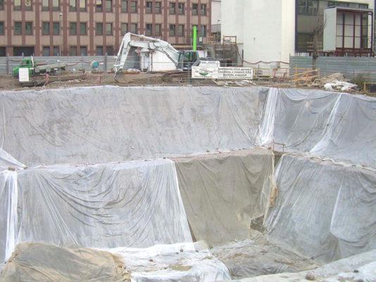 Bonifica ambientale terreni contaminati Milano zona Dergano