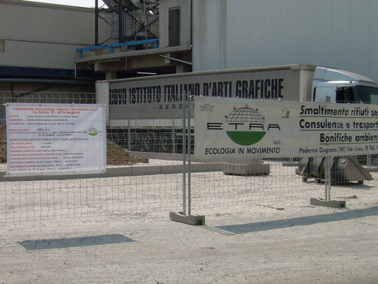Bonifica terreni contaminati - Bergamo