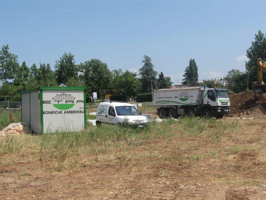 Bonifica terreni contaminati - Castiglione delle Stiviere - Mantova