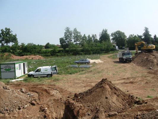 Bonifica terreni inquinati - Castiglione delle Stiviere - Mantova