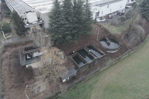 Videoispezione per verifica ambientale presso impianto di depurazione - Besana Brianza - Monza Brianza