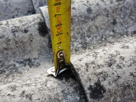 Mappatura amianto - coperture in cemento amianto - Caluso - Torino