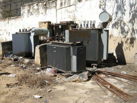 Valutazione ambientale presso discarica di rifiuti chimici - Algeri
