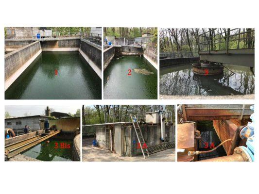 Verifica ambientale presso impianto di depurazione dismesso - Mornago - Varese