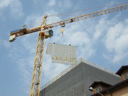 Bonifica FAV e intervento di demolizione cinema multisala ex Astoria - Como
