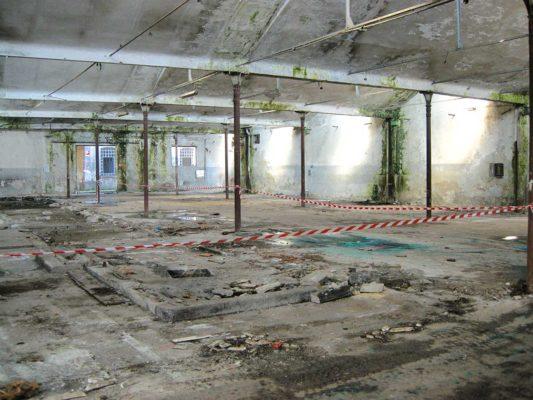 Completamento intervento di rimozione e smaltimento di rifiuti pericolosi - stabilimento dismesso ex Tintotex - Parabiago - Milano