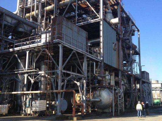 Verifica ambientale di impianto industriale chimico dismesso - Vercelli