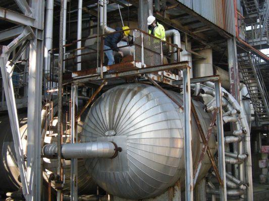 Verifica ambientale di impianto chimico dismesso - Vercelli