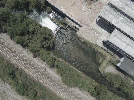 Monitoraggio e videoispezione canale Villoresi - intervento di bonifica area industriale ex Tintotex - Parabiago - Milano