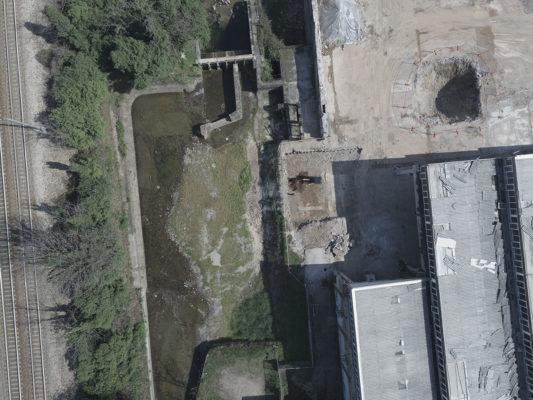 Monitoraggio e videoispezione canale Villoresi - area ex Tintotex Parabiago - Milano