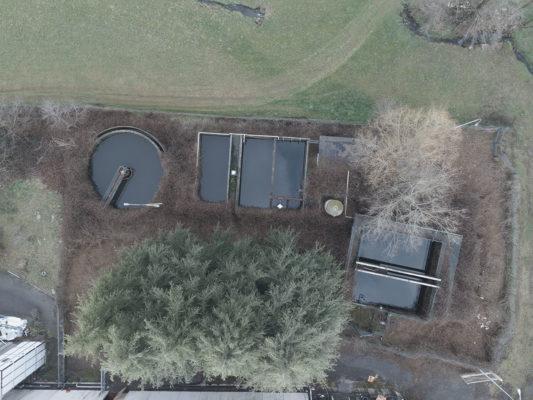 Videoispezione per indagine ambientale a Besana Brianza - Monza Brianza - immagini aeree con drone